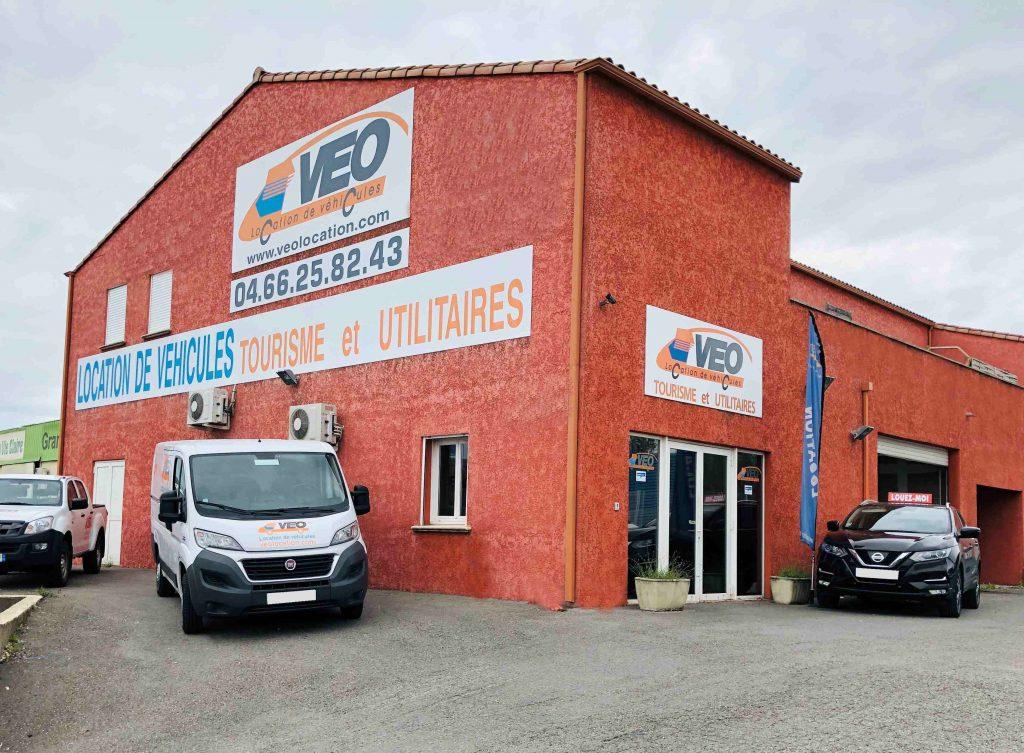 VEO Location vous propose la location de véhicules à Alès. Voitures de tourismes ou véhicules utilitaires, vous trouverez celui qui vous conviendra.