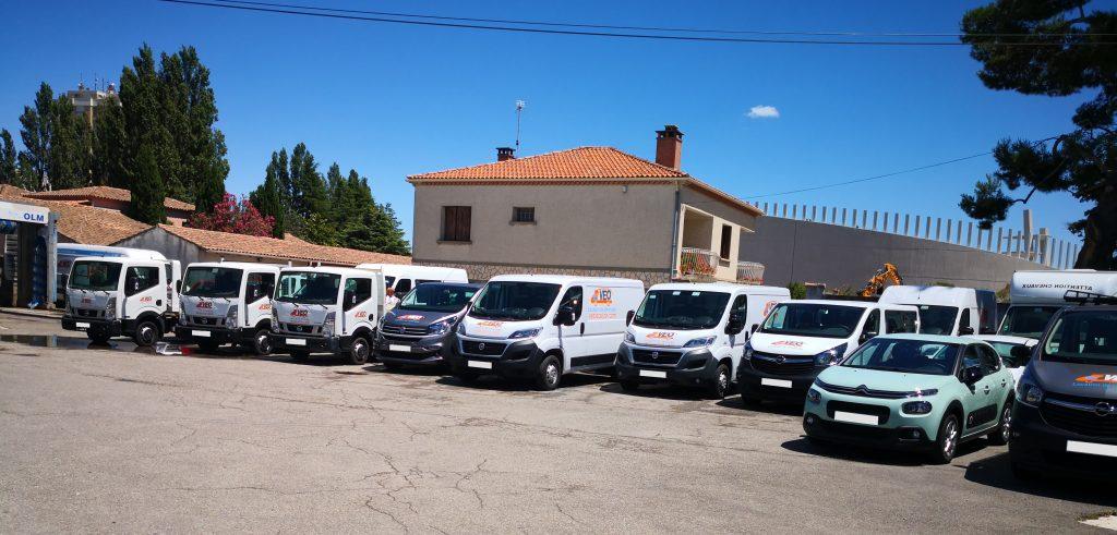 Agence de location de voiture et utilitaire AVIGNON