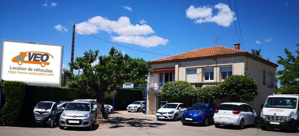 VEO, le spécialiste pour la location de véhicule Avignon